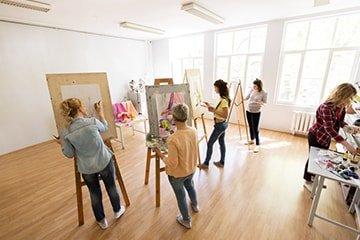 Art Classes Dublin South & North Dublin