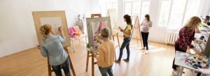 art classes – Dublin south - north