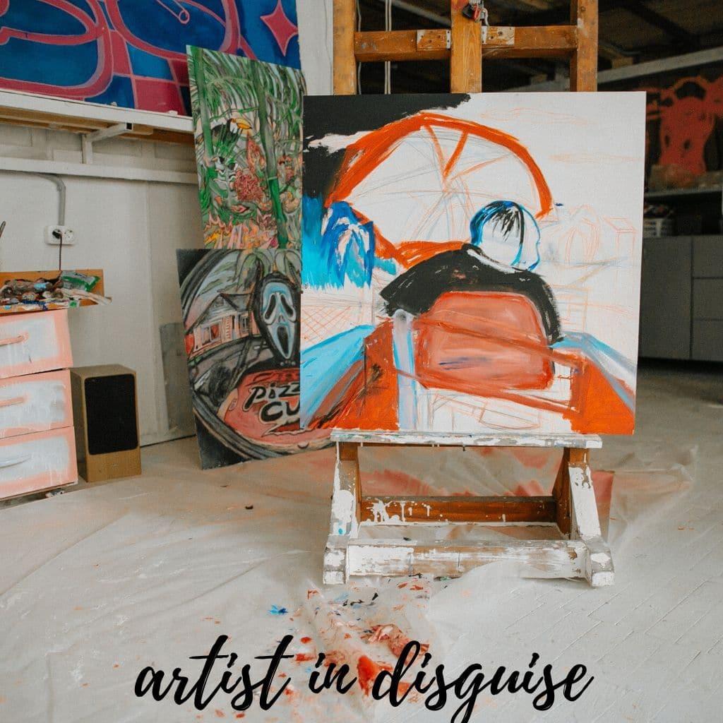 draw a nude studio venue