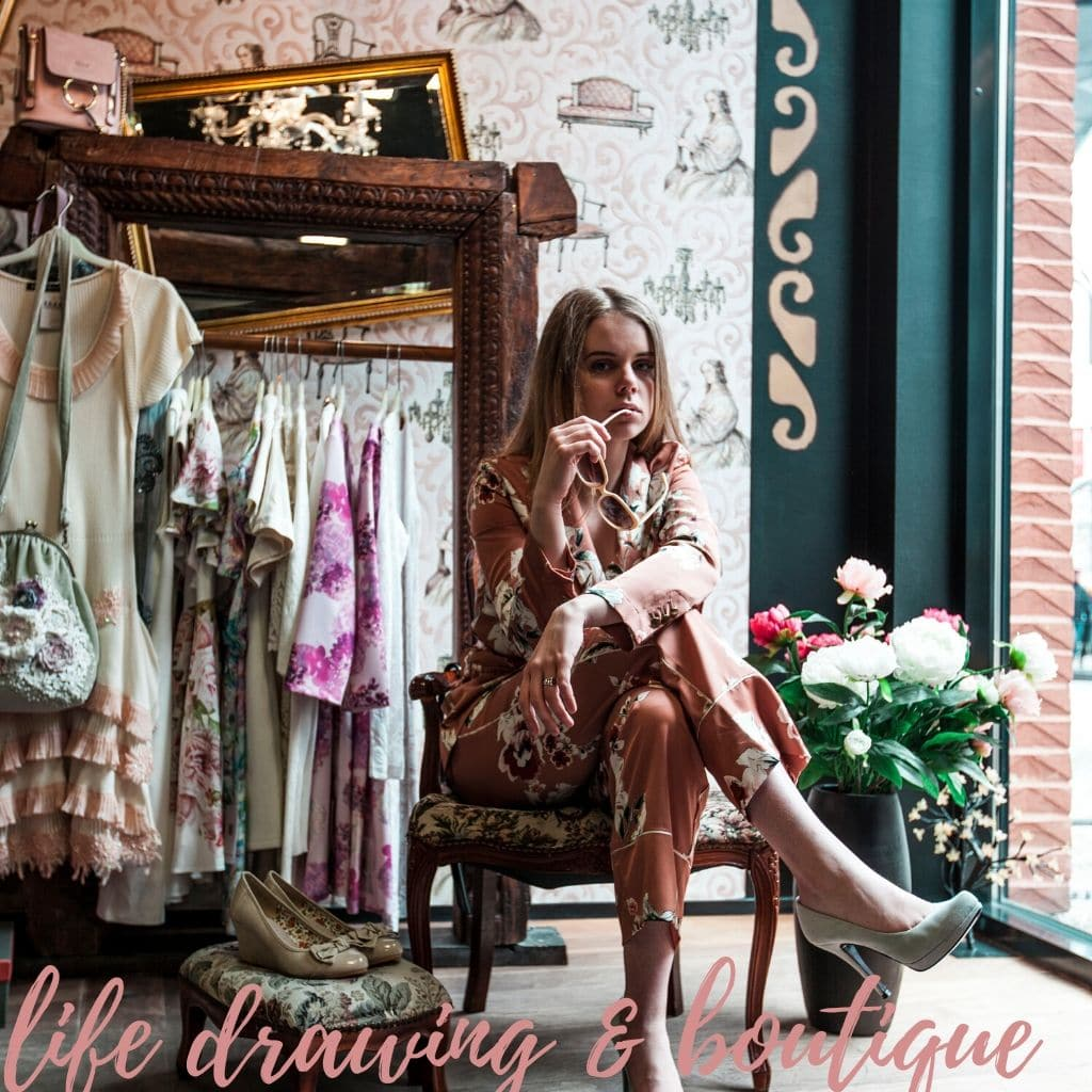 life drawing boutique